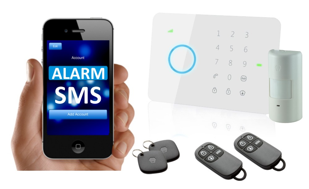 Alarm g5 sistema chuango defender gruppofas kit - App per antifurto casa ...