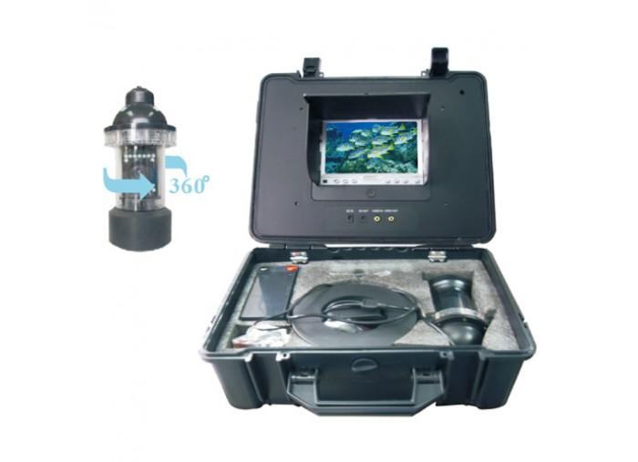 Mini Camera Subacquea : Telecamera subacquea global vision mt by elettronica enne youtube