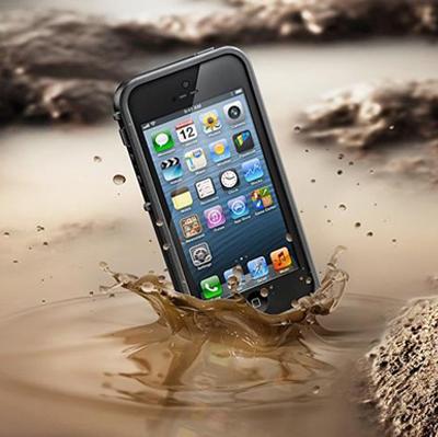 custodia iphone 5 impermeabile