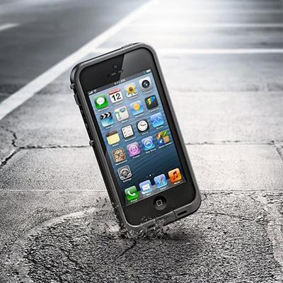 iphone 5 custodia impermeabile