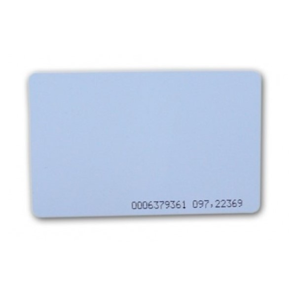 CARD PER LETTORE - COMPATIBILE CON FINGERKEY E LETTORE CARD