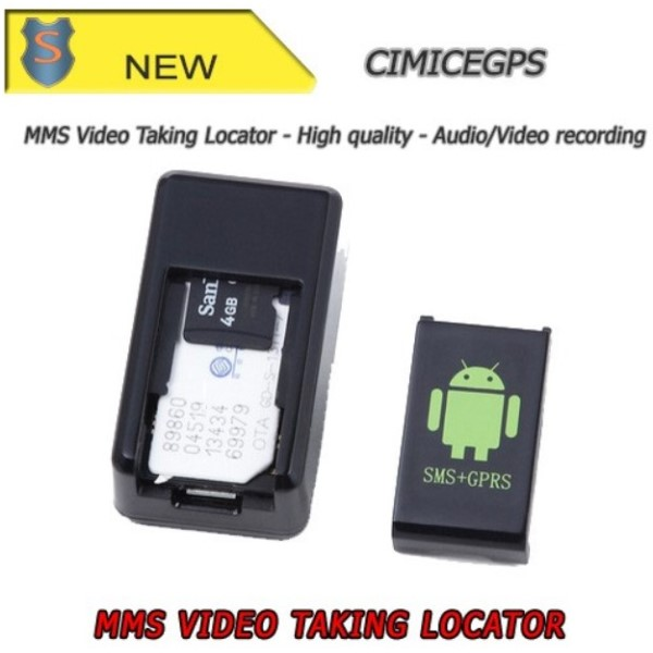 CIMICE SPIA CON SLOT SIM - SMS-GPRS - REGISTRAZIONE AUDIO - VIDEO