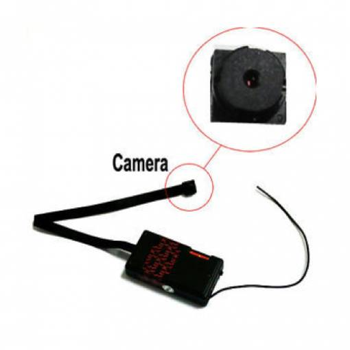 MICROCAMERA SPIA FULL HD MOTION DETECTION OCCULTABILE