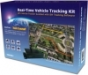 TRACKER LOCALIZZATORE SATELLITARE GPS CON SOFTWARE REAL TIME GOPASS 901D