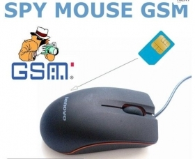 MICROSPIA GSM NASCOSTA IN MOUSE USB