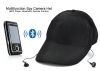 CAPPELLO BERRETTO CON MICROCAMERA E DVR BLUETOOTH MP3