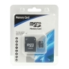 SCHEDA DI MEMORIA MICRO SD HIGH SPEED SDHC 8GB TF CON ADATTATORE