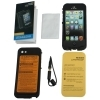COVER CUSTODIA RIGIDA IMPERMEABILE SUBACQUEA PER IPHONE 5