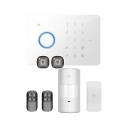 ANTIFURTO WIRELESS TOUCH CON COMBINATORE GSM CHUANGO DEFENDER