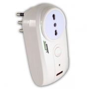 ECODHOME DISPOSITIVI SALVA ENERGIA - SMART SOCKET PRESA INTELLIGENTE MCEE SOLAR