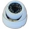 TELECAMERA 1080p HD - LENTE 3.6mm - 24 LED infrarossi