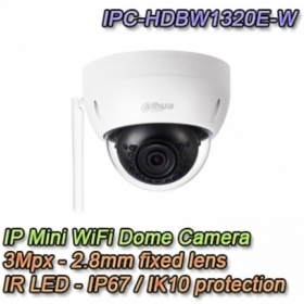 TELECAMERA WIRELESS MINI DOME