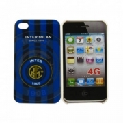 COVER CALCIO INTER PLASTICA RIGIDA PER IPHONE 4 4S
