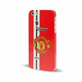 COVER CALCIO MANCHESTER PLASTICA RIGIDA PER IPHONE 4 4S