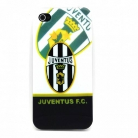 COVER CALCIO JUVENTUS PLASTICA RIGIDA PER IPHONE 5